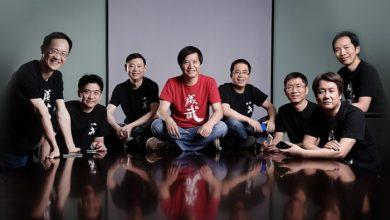 Reorganización Xiaomi
