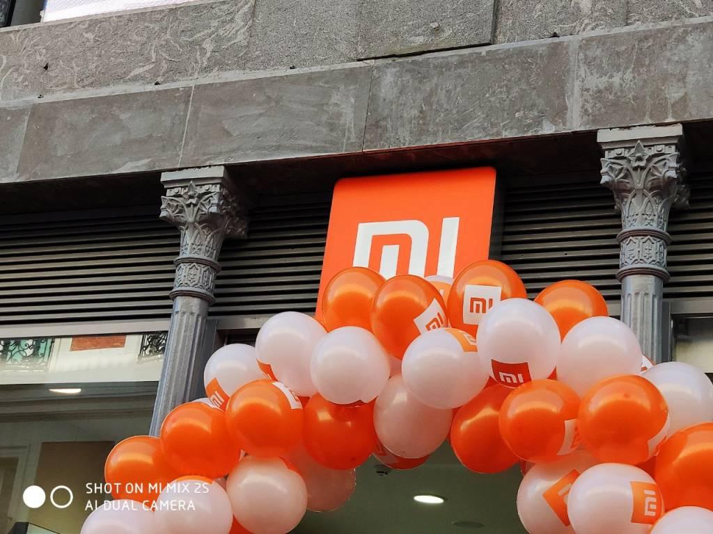 Xiaomi Mi Store ventas