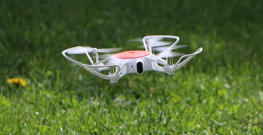 Xiaomi Mini drone Mitu Volando