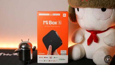 mi tv box s