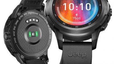 Smartwatch Jeep