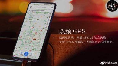 GPS Redmi K20