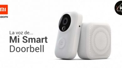 Mi smart doorbell