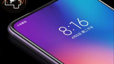 Xiaomi cámara bajo pantalla