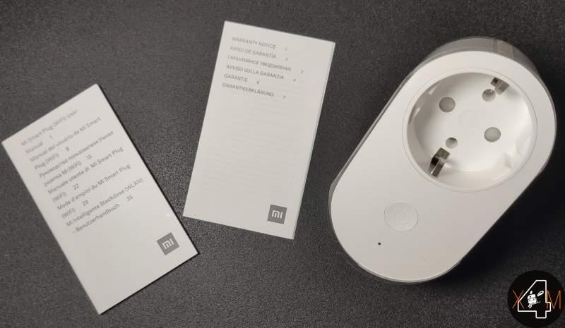 Mi Smart Plug Xiaomi