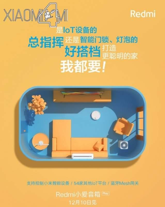Altavoz Xiaomi Redmi