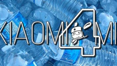 Botella agua Xiaomi