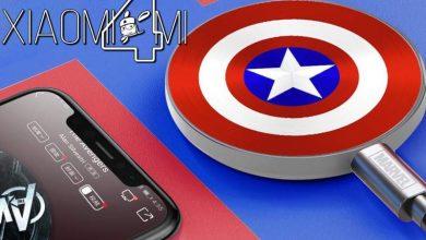 SSD Marvel Capitan America Xiaomi