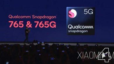 Xiaomi Snapdragon 765G