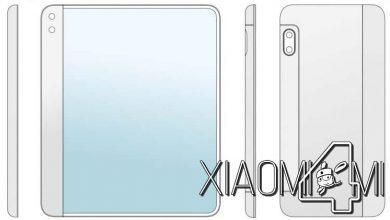 Xiaomi smartphone plegable