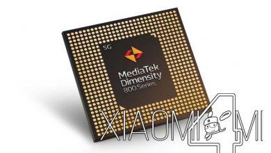 Xiaomi MediaTek Dimensity 800