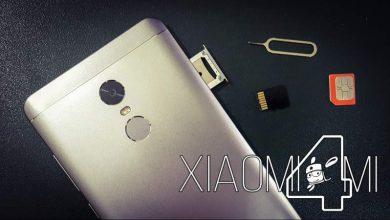 SIM + MicroSD Xiaomi no reconoce