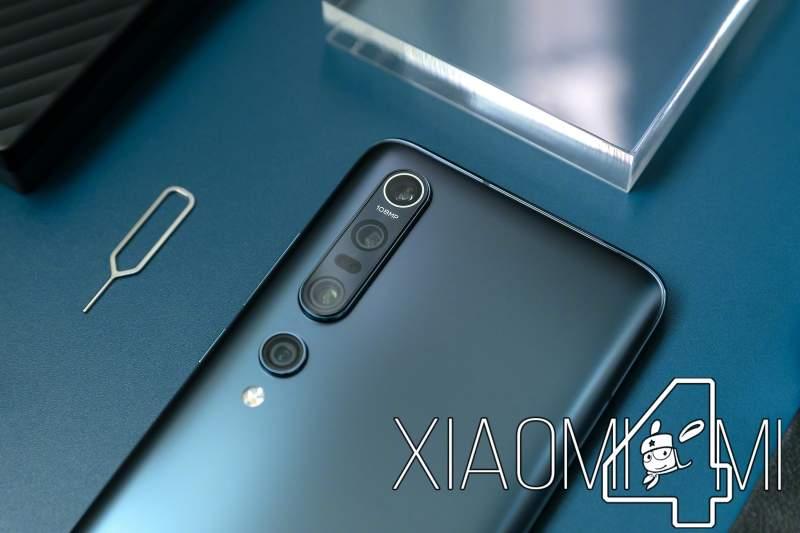 Xiaomi Mi 10 Pro (Xiaomi batería)