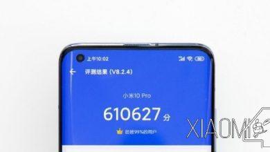 Xiaomi Mi 10 Pro Antutu