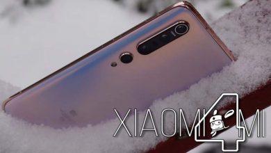 Xiaomi Mi 10 temperaturas
