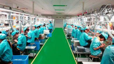 fabricas smartphone Coronavirus