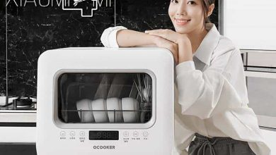 Ocooker lavavajillas Xiaomi