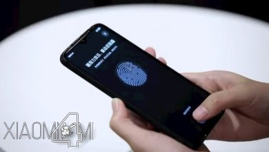 Xiaomi Redmi sensor de huella