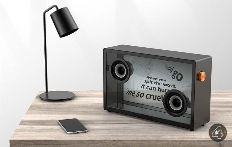 Morror Art el nuevo altavoz con pantalla que Xiaomi ha puesto en Youpin
