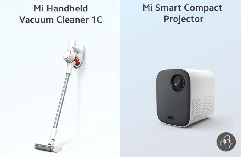 Dos nuevos productos Xiaomi aterrizan en el mercado global