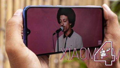 Conexión y compartir Xiaomi MIUI 11