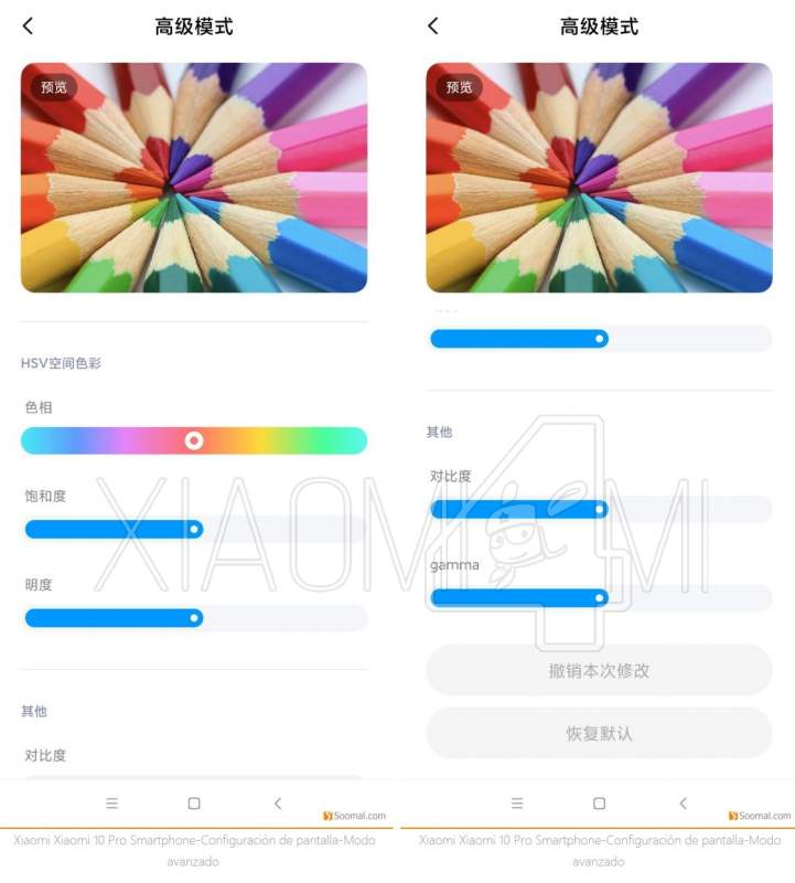 Pantalla Xiaomi Mi 10 Pro Soomal