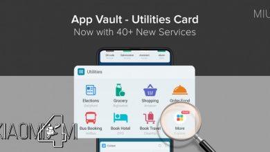 App Vault de Xiaomi