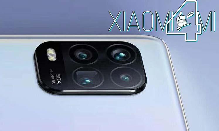 Xiaomi Mi 10 Lite Zoom X50
