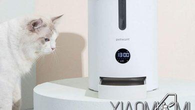 Xiaomi comedero gatos