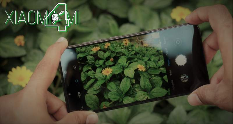 Xiaomi fotografía