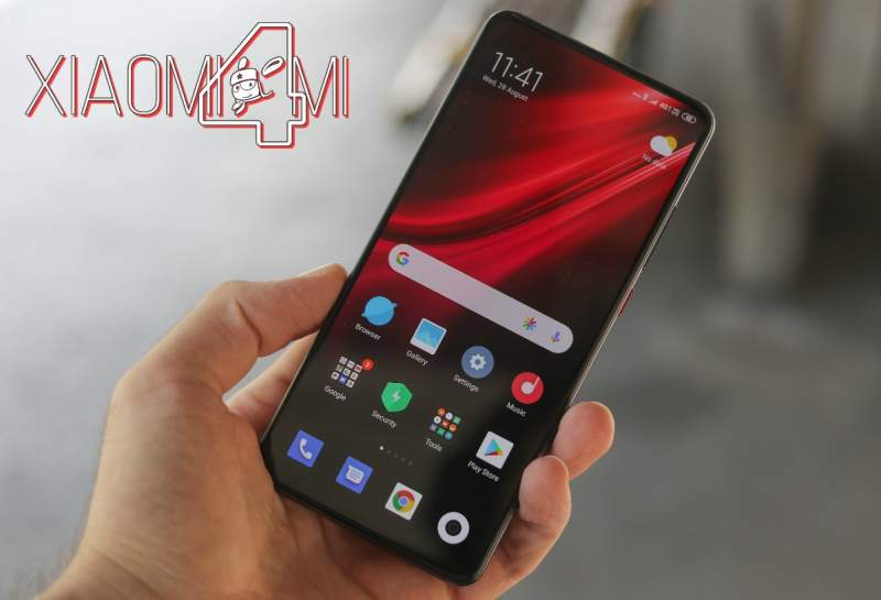 Xiaomi notificaciones y barra de estado