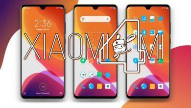 iconos Xiaomi Android