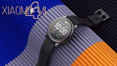 Xiaomi Haylou solar smartwatch