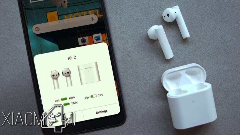 Xiaomi Mi AirDots Pro 2S FlipBuds