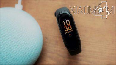 Xiaomi Mi Band 5 6