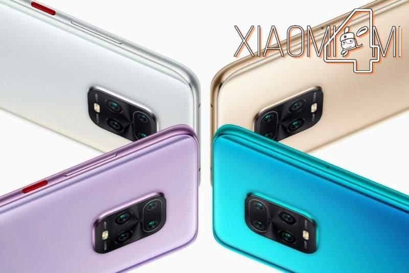 Xiaomi Redmi 10X - Xiaomi Redmi Note 10