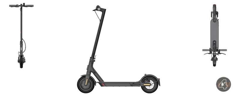 mi scooter 1s