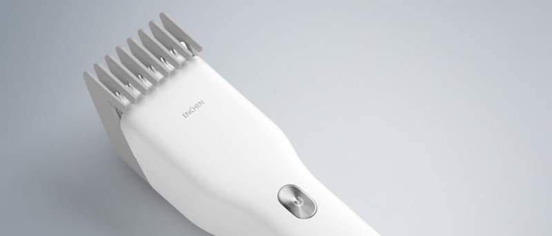 Xiaomi ENCHEN, la máquina de cortar el pelo famosa gracias a Xiaomi
