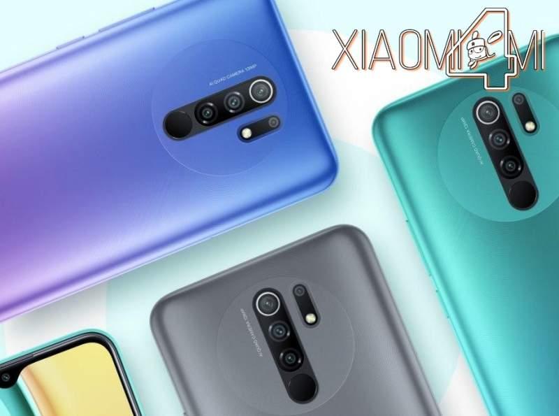 Xiaomi Redmi 9 10