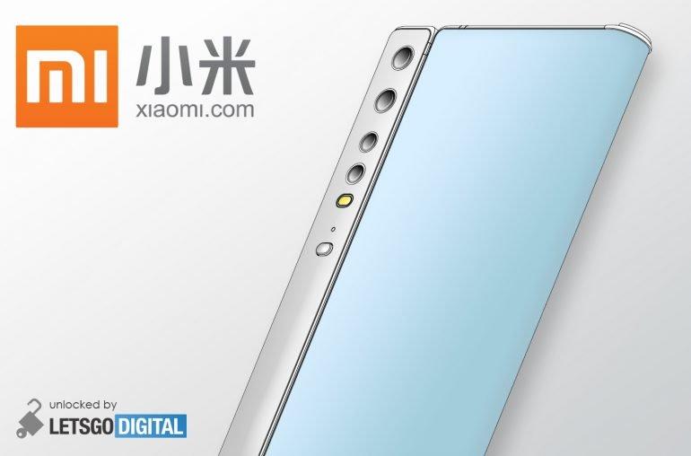 Xiaomi tiene un nuevo smartphone plegable con su última patentes al estilo Huawei Mate Xs