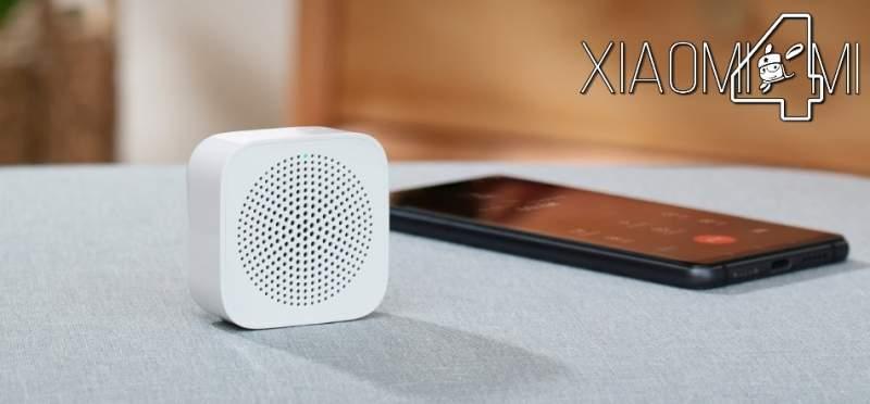 XiaoAI Altavoz Xiaomi IA - Xiaomi Xiaoai Portable Speaker