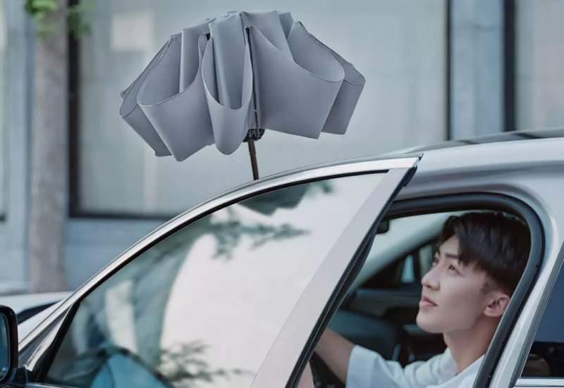 Paraguas Xiaomi Youpin - Noticias Xiaomi