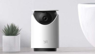 Xiaomi Yi Camera PTZ 2K