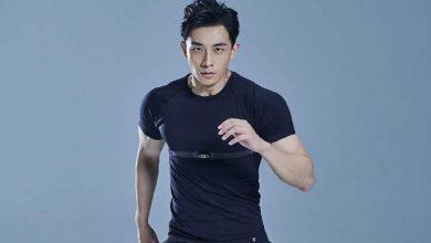 Xiaomi camiseta deportiva Mijia ECG