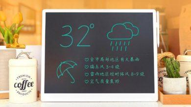 Xiaomi pizarra LCD
