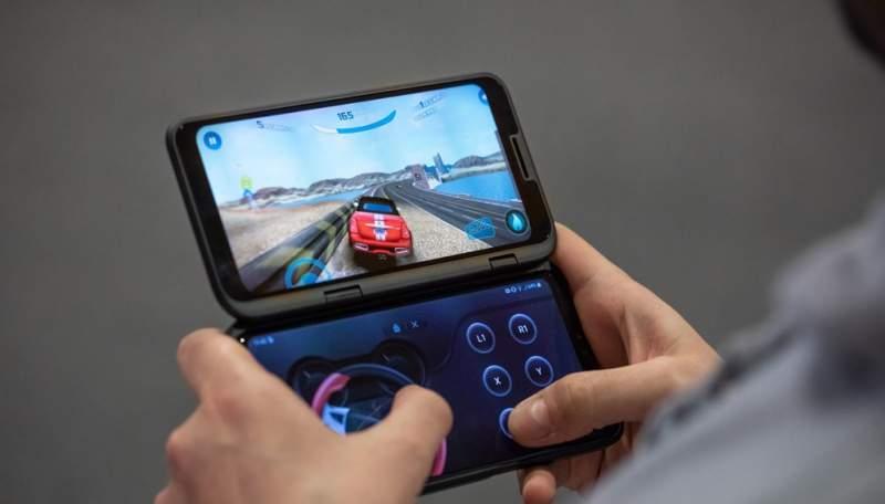 Xiaomi smartphone desmontable