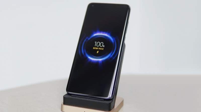 Xiaomi 80W carga