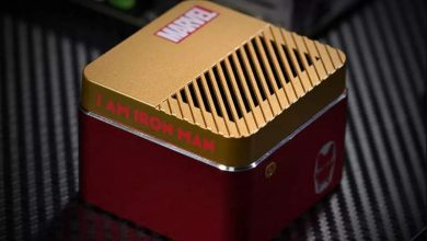 Ningmei Cube Mini, un Pc con estilo de Iron Man y vendido por Xiaomi