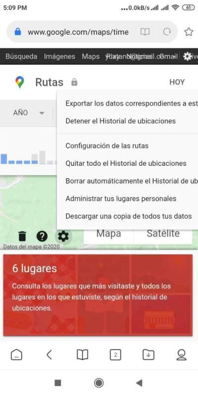 Google Maps: 20 funcionalidades para mejorar tus largos viajes y paseos