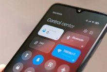 Xiaomi MIUI 12 13 Seguridad Centro de Control / Xiaomi notificaciones